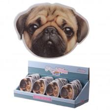 Funky Nail File Emery Board - Pug
