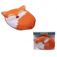 Microwavable Fox Design Heat Pillow