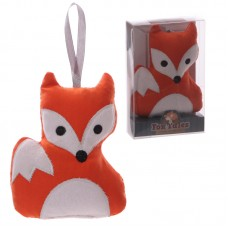 Fox Shaped Lavender Drawer Sachet
