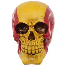 Gruesome Spanish Skull Ornament