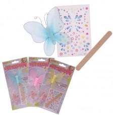 Fun Kids Creative Make Your Own Butterfly Kit